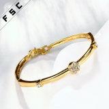 2017の方法宝石類の合金の水晶ラインストーンの贅沢のブレスレット