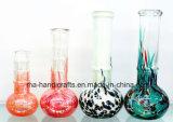 """6 """" 8 """" 10 """" absatzfähige Bambuspfeife des weichen Glases/Wasser-Rohre"""