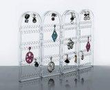 Présentoir de luxe acrylique de bijou de qualité supérieur
