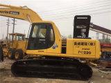 Excavatrice utilisée de KOMATSU PC220-6, PC220-6 excavatrice utilisée, excavatrice utilisée 200-6 200-7