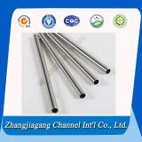 304/316 tubo del acero inoxidable que suelda para la decoración