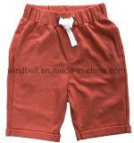 Shorts di base del cotone di colori di stile tre per il ragazzo