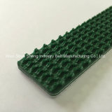 Prix ​​d'usine 5 mm Green PVC Rough Top Grass Conveyor Belts