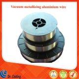 De Draad van het aluminium de Draden van de Gloeidraad van het Aluminium van 999 tot van 99999% voor VacuümMetalizing