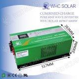 Niederfrequenzwellen-Sonnenenergie-Inverter des sinus-6000W mit Cer