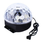L'étape magique en cristal bon marché de disco de bille de Rgbywp DEL DEL allume le contrôle fondamental de son d'étape