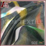 Tela impressa Elevado-Stretchability de Georgette para o vestuário