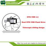 Azionamento all'ingrosso 8GB dell'istantaneo del USB del campione libero OTG