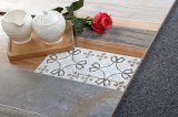 suelo brillante de la porcelana de la baldosa cerámica de la cocina de los 80*80cm Porcellanato