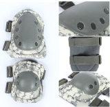Rilievi di ginocchio protettivi tattici registrabili del pattino del rilievo di gomito del ginocchio di Airsoft