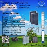 насосная система солнечной силы 6inch, насос погружающийся 13kw, глубокий насос Weel