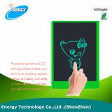 Графическая таблетка, чертежная доска малышей стираемая, таблетка сочинительства LCD пусковая площадка сочинительства 8.5 цифров дюйма