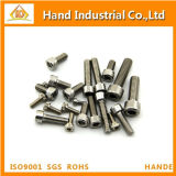 Inconel 600 2.4816 N06600 DIN912 Kontaktbuchse-Schutzkappen-Schraube
