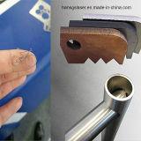 Вырезывание листа с оборудованием вырезывания лазера волокна 2000W от Hans GS