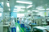 Interruptor de membrana de borracha industrial do diodo emissor de luz da tecla da resina
