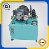 verantwortliches Hydraulikanlage-Gerät des Doppelt-12VDC für Pumpe, Speicherauszug-Schlussteil, Aufzug