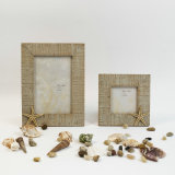 Fsc-natürlicher festes Holz-Foto-Rahmen