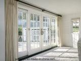 Schiebendes Fenster-Gitter-Entwurf, Handelsfenster-Preis, französisches Windows
