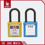 BD-G12 het gele Apparaat van Loto van het Hangslot van de Veiligheid van de Kleur