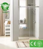 アルミニウム6mmガラスのホーム簡単なシャワー室の供給