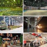 60W het LEIDENE van de Verlichting van de Vloer van de Fabriek van het Plafond van het pakhuis Hoge Licht van de Baai