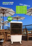 고품질 휴대용 공기조화 팬 (JH168)