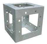 Kundenspezifischer Aluminiumstrangpresßling für Bildschirmanzeige-Zahnstange mit CNC Machine&Welding