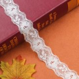 Oberes Ende konzipiert Spitze-Gewebe mit bestem Preis für Hochzeits-Kleider