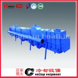 Lit fluidisé de matériel de bâti de procédé de vide de fonderie