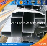 L'usine fournissent la Chambre 6063 T5 verte en aluminium