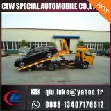 平床式トレーラーのレッカー車の製造業者販売のレッカー車