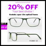 2016 Marcas mais recentes Design Fashion Special Acetate Optical Frame
