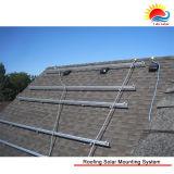 Анодированная система установки крыши панели солнечных батарей Alumium 6005-T5 (NM0019)
