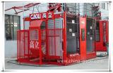 doppia gru ad alta velocità Sc200/200 della costruzione della gabbia 2t*2