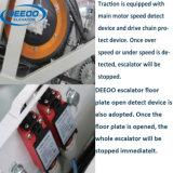 Scala mobile sicura economizzatrice d'energia del centro commerciale