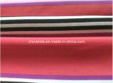 Tela roja púrpura negra blanca de la impresión de Strrip para la ropa de deportes (HD1401118)