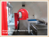 Ys-Bf230g 유리제 슬라이딩 윈도우 이동할 수 있는 음식은 간이 식품 간이 건축물을 짐마차로 나른다