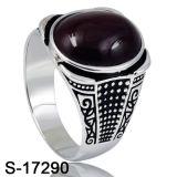 Juwelen 925 van de manier Zilveren Ring met Agaat
