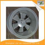 Difusor redondo de alumínio do redemoinho da grade de ar da ventilação do condicionamento de ar