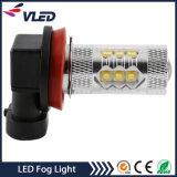 Neues Ankommen, Auto-Nebel-Lampe 750lm des LED-Nebel-Licht-7g 80W H8 H9 H11 LED