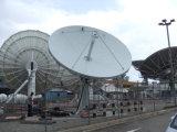 6.2m örtlich festgelegte Satellitenerdefunkstelle Rx nur Antenne
