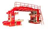 Multi Farben-Papierbeutel-flexographische Drucken-Maschine der Farben-4