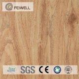 Le carrelage le meilleur marché de vinyle de PVC de cliquetis d'Unilin de ménage aiment le bois