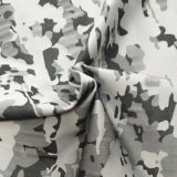 Telas elásticos del telar jacquar del camuflaje