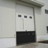 Berufslieferant der obenliegenden Garage-geschnittentür