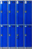 2 Tür-Schließfach-Schrank