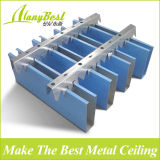 2016 알루미늄 금속 배플 천장 시스템