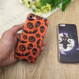 caixa geada Matte do telefone móvel do PC dos personagens de banda desenhada de Halloween da impressão 3D