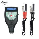 Medidor de espesor ultrasónico digital para prueba de espesor bajo recubrimiento