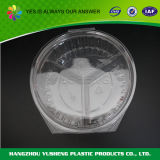 Очистить контейнер из пластикового цилиндра, одноразовый контейнер для выпечки